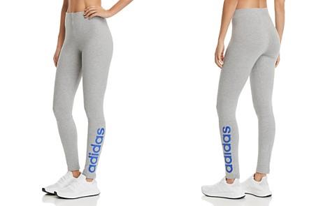 Adidas Essentials Linear Logo Leggings - Bloomingdale's_2