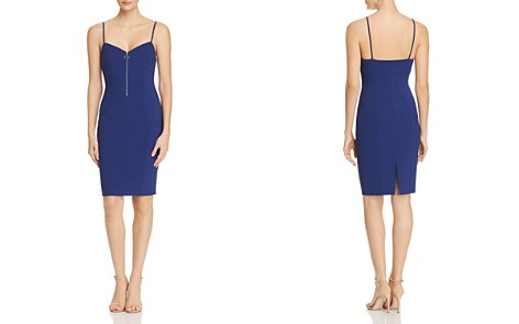 LIKELY Jaden Zipper Sheath Dress - Bloomingdale's_2