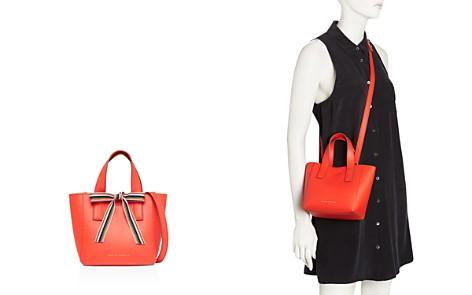 Loeffler Randall Ribbon Mini Leather Shopper - Bloomingdale's_2