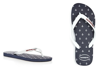 havaianas Men's Top Nautical Flip-Flops - Bloomingdale's_2