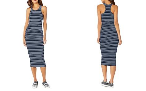 Michael Stars Striped Midi Tank Dress - Bloomingdale's_2