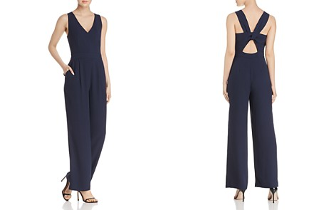 Eliza J Wide-Leg Jumpsuit - Bloomingdale's_2