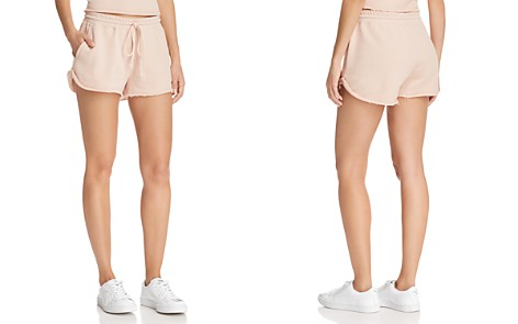 Joie Eady French-Terry Shorts - Bloomingdale's_2