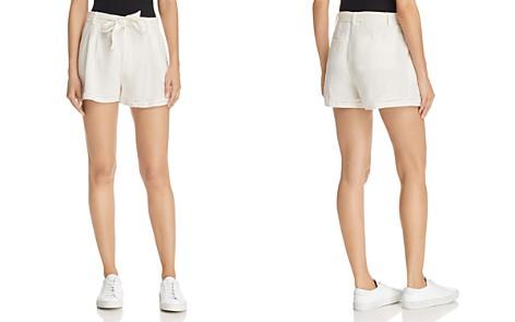 Joie Jaklynn Belted Shorts - Bloomingdale's_2
