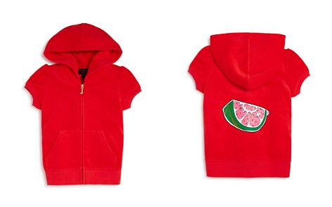 Juicy Couture Black Label Girls' Watermelon Graphic Terry Hoodie - Little Kid, Big Kid - Bloomingdale's_2