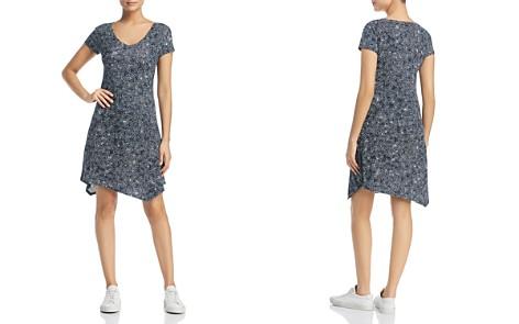 Marc New York Performance Printed Asymmetric-Hem Dress - Bloomingdale's_2