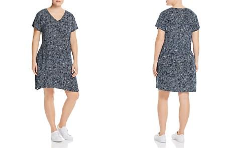 Marc New York Performance Plus Asymmetric Printed Dress - Bloomingdale's_2