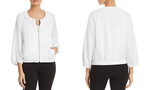 Donna Karan New York Bomber-Style Jacket - Bloomingdale's_2