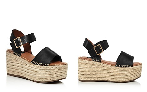 AQUA Women's Rowan Leather Espadrille Platform Sandals - 100% Exclusive - Bloomingdale's_2