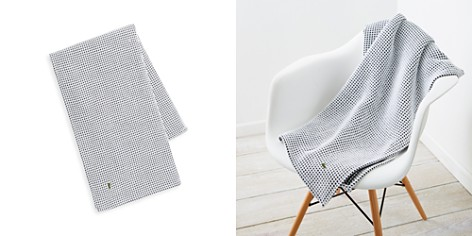 Lacoste Two-Tone Waffle Throw - Bloomingdale's_2