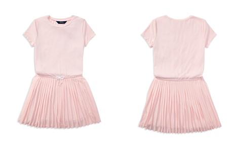 Polo Ralph Lauren Girls' Pleated Tee Dress - Big Kid - Bloomingdale's_2