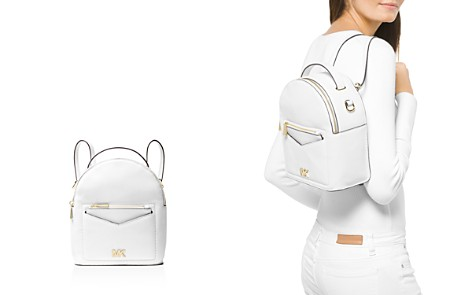MICHAEL Michael Kors Small Convertible Leather Backpack - Bloomingdale's_2