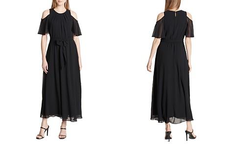 Calvin Klein Cold-Shoulder Maxi Dress - Bloomingdale's_2