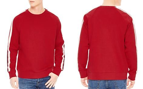 Sandro Stripe Sweatshirt - Bloomingdale's_2