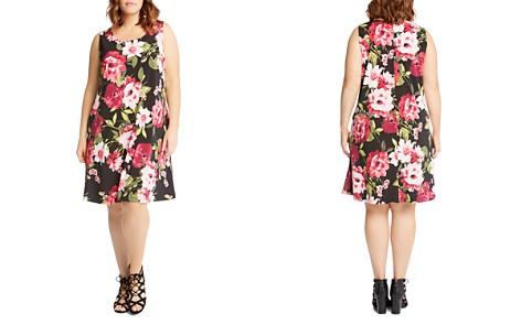 Karen Kane Plus Chloe Floral-Print Tank Dress - Bloomingdale's_2