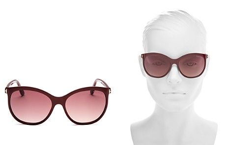 Tom Ford Geraldine Square Sunglasses, 57mm - 100% Exclusive - Bloomingdale's_2