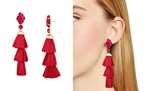 Kendra Scott Denise Tiered Tassel Drop Earrings - Bloomingdale's_2