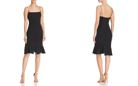 MILLY Mandy Flounce-Hem Dress - Bloomingdale's_2