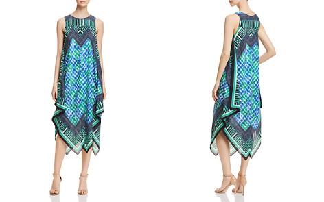 NIC+ZOE Deja Vu Handkerchief Dress - Bloomingdale's_2