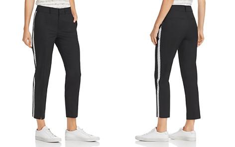Joie Brookley Stripe-Detail Pants - Bloomingdale's_2