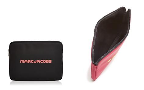 "MARC JACOBS Neoprene Logo 13"" Laptop Case - Bloomingdale's_2"