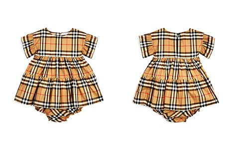 Burberry Girls' Alima Vintage Check Dress & Bloomers Set - Baby - Bloomingdale's_2