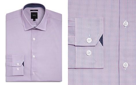 WRK Micro Stripes Slim Fit Dress Shirt - Bloomingdale's_2