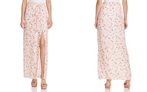 JOA Floral Print Maxi Skirt - Bloomingdale's_2