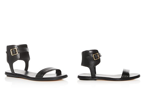 Cole Haan Women's Barra Leather Ankle Strap Sandals - Bloomingdale's_2