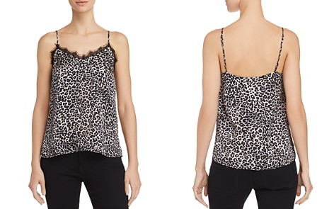 Anine Bing Leopard-Print Silk Camisole Top - Bloomingdale's_2