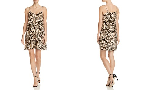 ATM Anthony Thomas Melillo Leopard Silk Slip Dress - Bloomingdale's_2