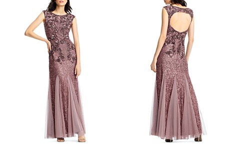 Aidan Mattox Embellished Tulle Gown - Bloomingdale's_2