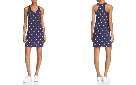 ALTERNATIVE Effortless Star Print Tank Dress - Bloomingdale's_2