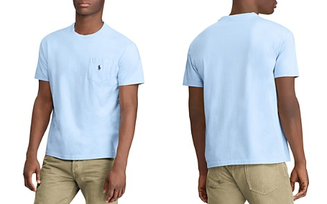 Polo Ralph Lauren Classic Fit Pocket Tee - Bloomingdale's_2