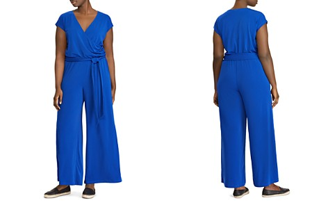 Lauren Ralph Lauren Plus Wide Leg Jersey Jumpsuit - Bloomingdale's_2