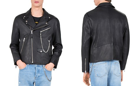 The Kooples Panther Biker Jacket - Bloomingdale's_2