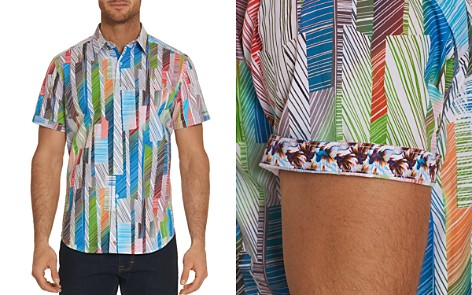 Robert Graham Sand Dollar Regular Fit Button-Down Shirt - 100% Exclusive - Bloomingdale's_2