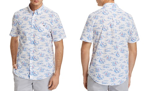 Vineyard Vines Sailboat Slim Fit Button-Down Shirt - Bloomingdale's_2