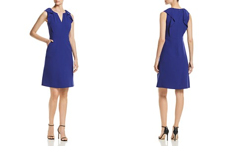 Elie Tahari Elleanora Ruffled Sheath Dress - Bloomingdale's_2
