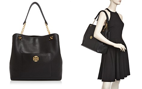 Tory Burch Chelsea Slouchy Leather Tote - Bloomingdale's_2