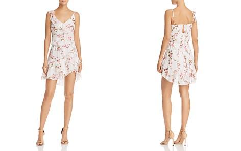 Karina Grimaldi Paloma Floral-Print Ruffled Dress - Bloomingdale's_2