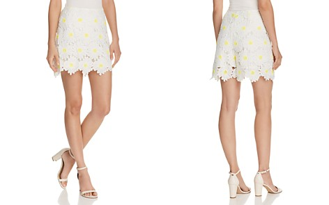 AQUA Daisy Lace Skort - 100% Exclusive - Bloomingdale's_2
