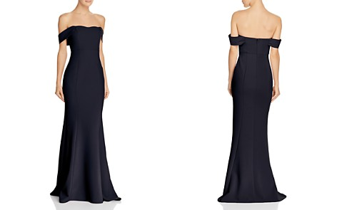 LIKELY Bartolli Off-the-Shoulder Mermaid Gown - Bloomingdale's_2