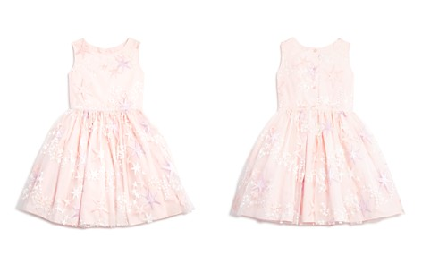 Pippa & Julie Girls' Star Embroidery Dress - Little Kid - Bloomingdale's_2