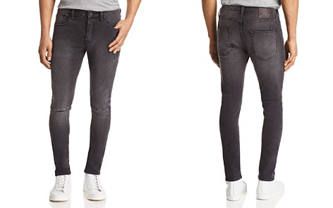 PRPS Goods & Co. Stretch Skinny Fit Jeans in Faded Black - Bloomingdale's_2
