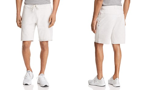 REIGNING CHAMP Raw Edge Sweat Shorts - Bloomingdale's_2