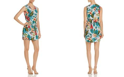 BeachLunchLounge Tropical-Print Sleeveless Shirt Dress - Bloomingdale's_2