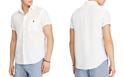 Polo Ralph Lauren Seersucker Classic Fit Button-Down Shirt - Bloomingdale's_2