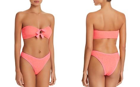 L*Space Kristen Bandeau Bikini Top & Whiplash Bikini Bottom - Bloomingdale's_2
