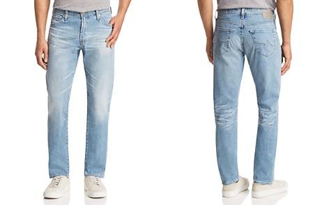 AG Everett Slim Straight Fit Jeans in 18 Years Oceano - Bloomingdale's_2